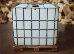 Container für Sondermüll